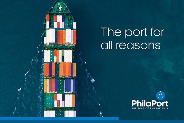 NEW! PhilaPort Brochure
