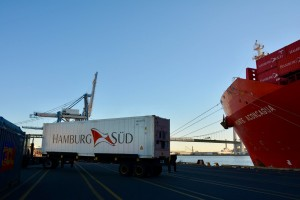 First Brazilian Beef shipment arrives in US Port Philadelphia