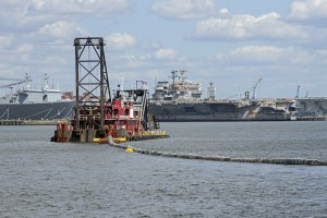 Dredging, Delware River Deepening (Low)