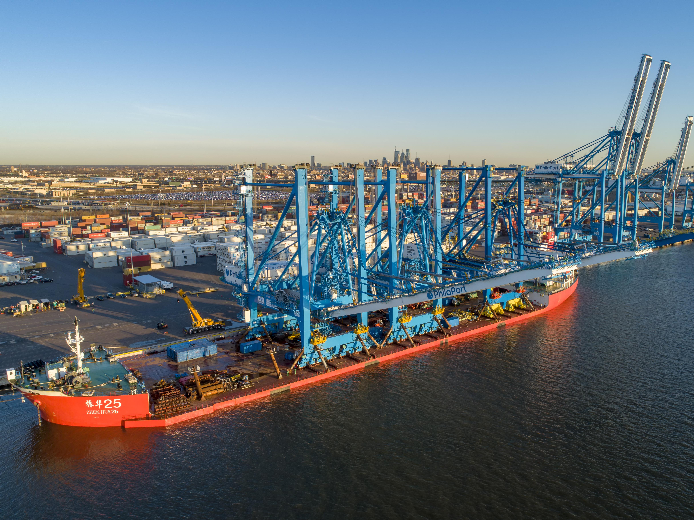 PhilaPort | The Port of Philadelphia